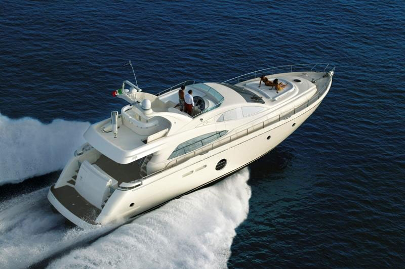 M/Y GEORGE V, Aicon 64 Fly