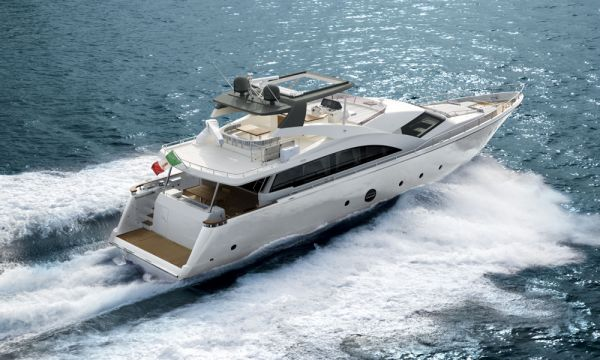 M/Y ULISSE, Aicon 75 Fly
