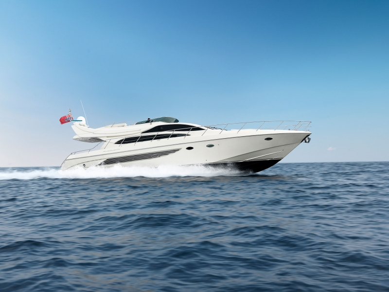 M/Y SPACE, Riva 70