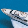 M/Y MARY, Ferretti 68 Fly