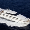 M/Y LET IT BE, Tecnomarine 118 Fly