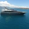 M/Y SUMMER DREAMS, Admiral 113 Fly