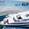 M/Y 4 LIFE, Princess 85 Fly